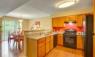 Kitchen, Villages at Morgan Metro, 0