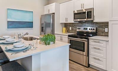 Kitchen, Pines Garden at City Center, 1