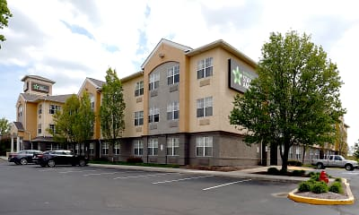 Community Signage, Furnished Studio - Indianapolis - Airport - W. Southern Ave., 0