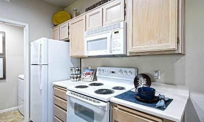 Kitchen, The Aventine, 2