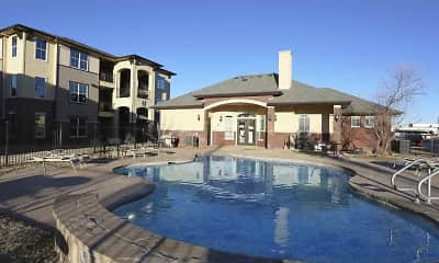Pool, Greenmark At Andrews Apartments, 0