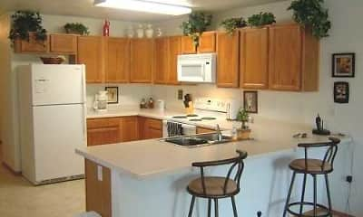 Kitchen, Highland Spring Villas, 2