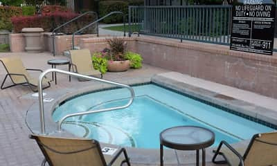 Pool, Sterling Village, 1