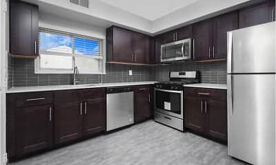 Kitchen, Echelon Glen, 1