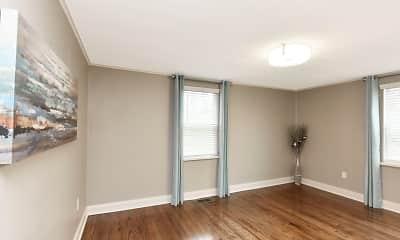 Bedroom, Emerson Apartments, 1