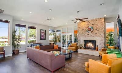 Living Room, Summit Ridge, 2