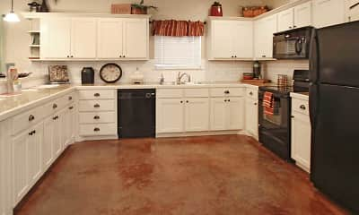 Kitchen, Aspen Heights, 1