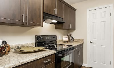 Kitchen, Tuscany Pointe at Somerset Apartment Homes, 1