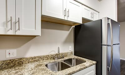 Kitchen, 60 West, 1
