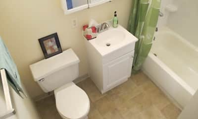 Bathroom, Crestwood Court, 2