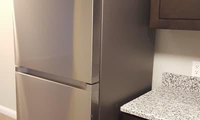 Kitchen, Cross Creek Apartments, 1