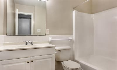 Bathroom, Grand Arbor Reserve Apartment Homes, 2