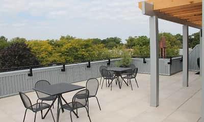 Patio / Deck, Cornerstone, 2