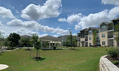 Building, Culebra Creek Apartment Homes, 1