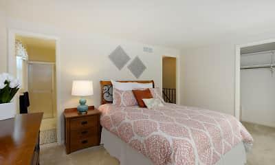 Bedroom, Walnut Grove Townhomes, 0