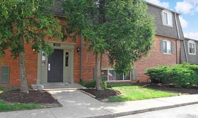 Building, Winchester Village, 1