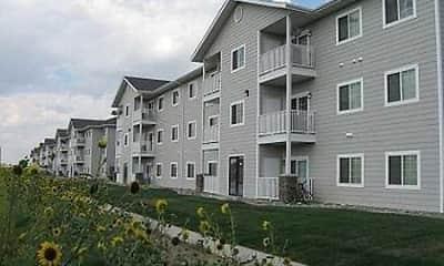Building, Remington Village, 2