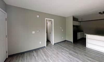 Bedroom, The Studios at 401, 2
