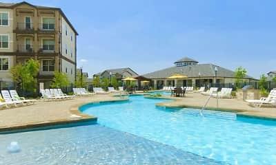Pool, Olympus Woodbridge, 1