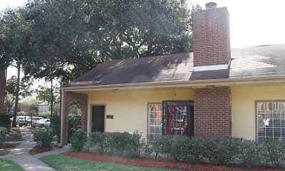 Building, Wesley Gardens, 1