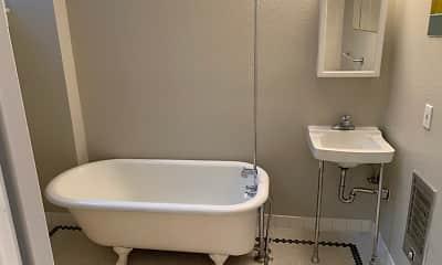 Bathroom, Eaton Building, 2