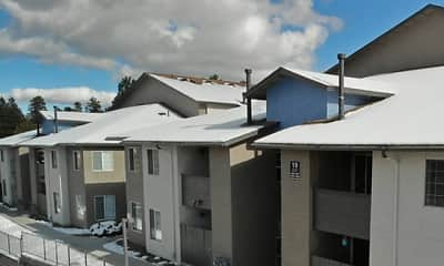 Building, Table Rock Apartments, 0