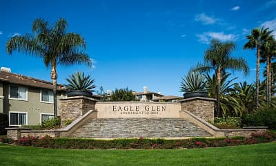Community Signage, Eagle Glen, 0