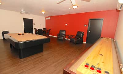 Gaming Center, Englewood Lofts, 2