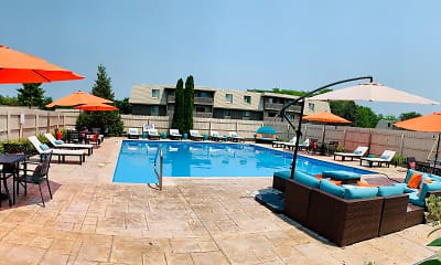 Pool, Cypress Pointe, 1
