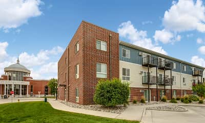 Building, Northern Pacific Apartments, 0