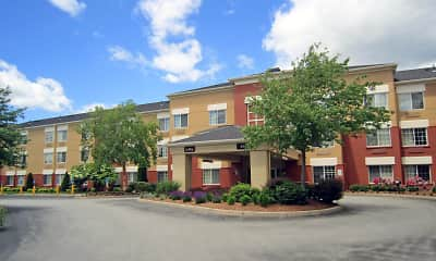 Building, Furnished Studio - Boston - Burlington, 1