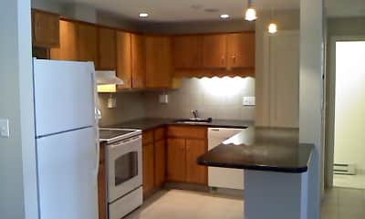 Kitchen, CAMELOT APARTMENTS, 2