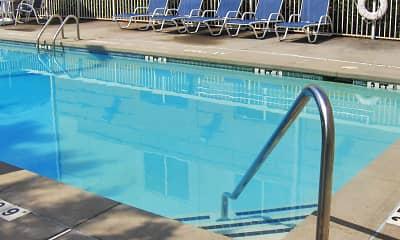 Pool, Furnished Studio - Albuquerque - Rio Rancho Blvd., 2