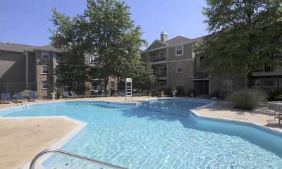 Pool, The Views at Laurel Lakes Apartment Homes, 1