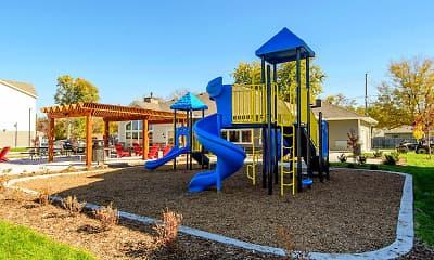 Playground, RiverEast, 1