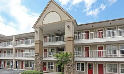 Building, Furnished Studio - Roanoke - Airport, 0