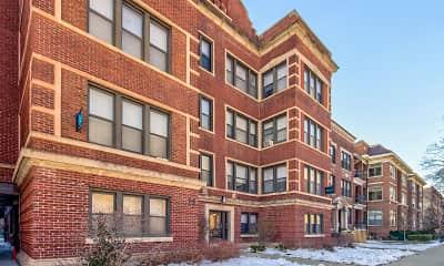 Building, 5528-5532 S. Everett Avenue, 0