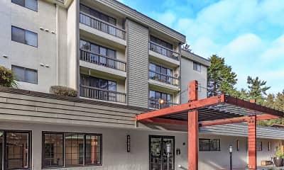 Building, Park 3025 Apartments, 1