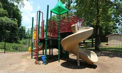 Playground, Belmont Crossing, 1