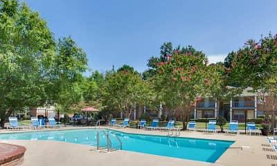 Pool, Aspen Village, 1