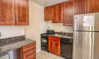 Kitchen, 2112 New Hampshire Avenue Apartments, 0
