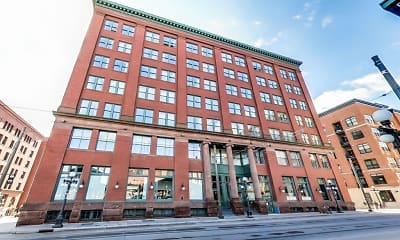 Building, Lowertown Commons, 2