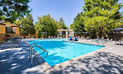 Pool, Mountain Vista Apartments, 0