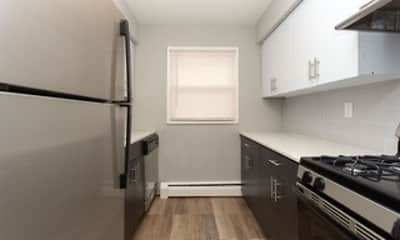 Kitchen, Rock Springs Apartments, 2