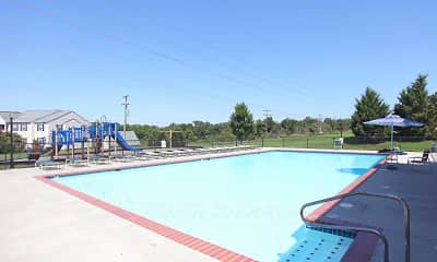 Pool, Overlook At Brook Run, 0