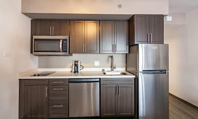 Kitchen, Boulevard 2500, 2