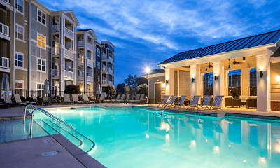 Pool, Town Center at Lake Carolina, 0