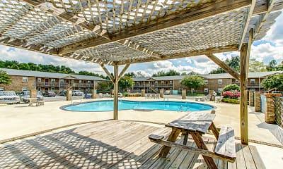 Pool, Danville Park, 1