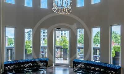 Fitness Weight Room, The Goodwynn at Town Brookhaven by ARIUM, 2