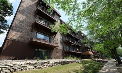 Building, Dupont Avenue Apartments, 1